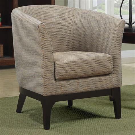 coaster 900333 beige fabric accent chair a sofa