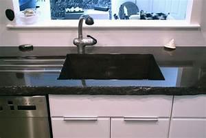 Fai da te il piano cucina in cemento