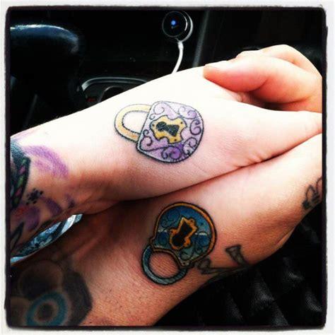lovely matching tattoos  couples wild tattoo art