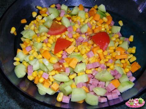 salade de pates enfant idee menu les petits plats dans les grands