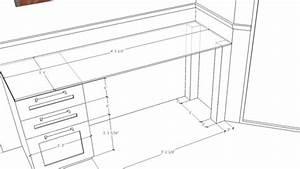 Bureau Plan De Travail : photo gallery une chambre d 39 ado pour samantha ~ Preciouscoupons.com Idées de Décoration