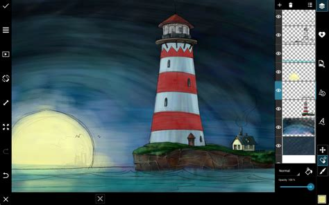 lighthouse colors lighthouse color pencil and in color