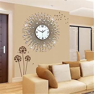 Moderne Wohnzimmer Uhren : wanduhren modern wanduhren schoner wohnen design ideen ~ Michelbontemps.com Haus und Dekorationen