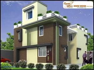Beautiful Duplex Home Elevation Design Photos Pictures ...