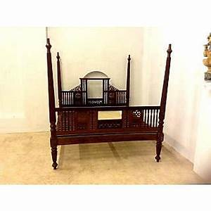 antique furniture in india ood four posted cot for sale in With nursing home furniture for sale