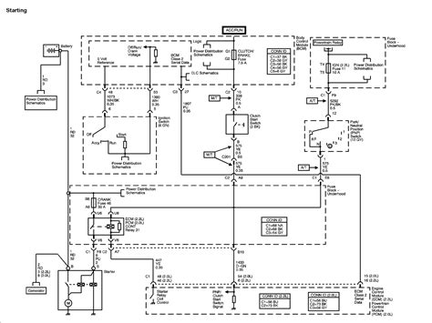 Need Wiring Diagram From The Ignition Switch
