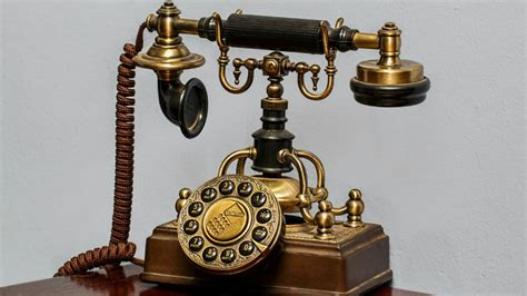 DALANI Telefoni antichi: fascino vintage