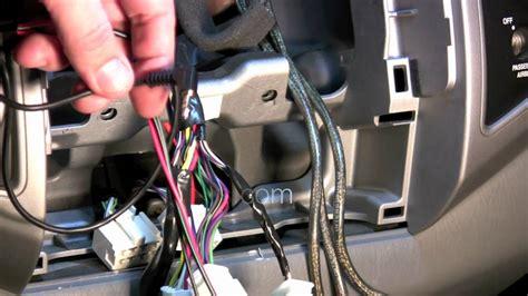 install steering wheel controls  toyota tacoma