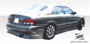 Mazda 626 Tuning Kit : 98 02 mazda 626 vip overstock side skirts body kit ~ Jslefanu.com Haus und Dekorationen