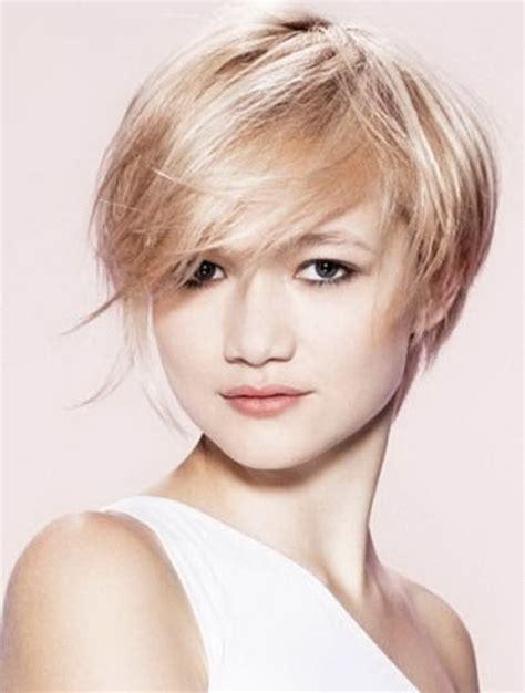 trendy short hairstyles 2014