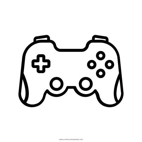disegni da colorare videogiochi controller di videogiochi disegni da colorare ultra