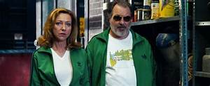 Adidas Tracksuits (Green) Worn by Julie White and Kevin ...