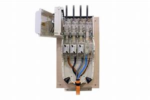 Combined Ct Metering Chamber And Hdco 3 Phase 400 V Up To 630 A Rated
