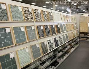 Tile Shop Tuesday: Tile Tour - All Things G&D