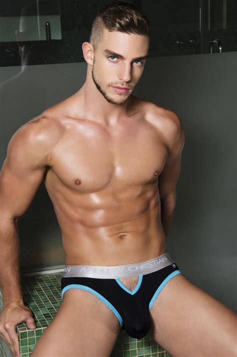 Gaily Stud Andrew Christian Model Daniel Sisniega