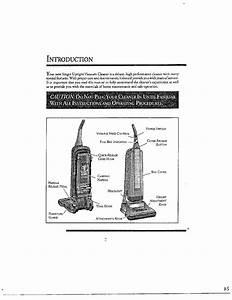 Singer Singer Upright Vacuum Cleaner Parts