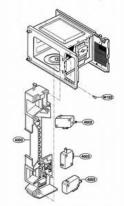 Latch Board Parts Diagram  U0026 Parts List For Model