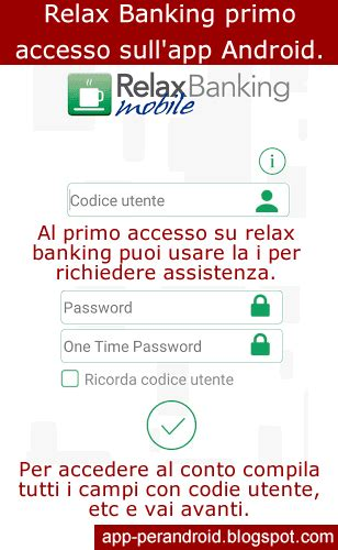 Di Credito Cooperativo Banking App Android Relax Banking App Cras Bcc Mobile