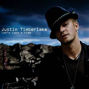 Just Cd Cover: Justin Timberlake: Let's Take A Ride (MBM ...