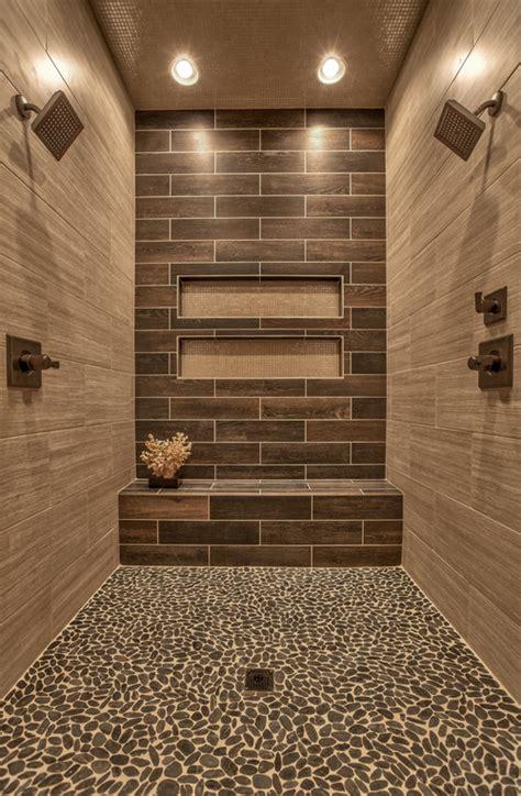 Shower Bathroom Tile by Tile Shower