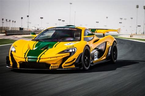 The History And Evolution Of The Mclaren P1
