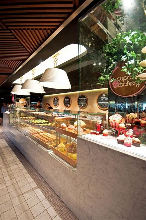 beautiful bakery interior designs    feel peckish