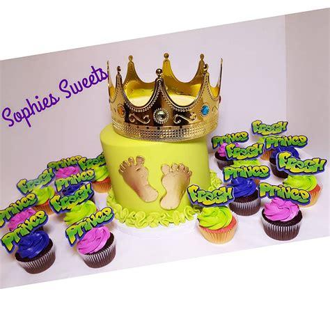 fresh prince cupcake toppers fresh prince baby shower