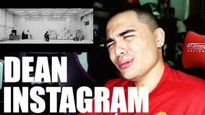 Dean - Instagram Music Video Reaction