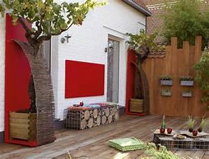 Decoration Terrasse En Bois : ideas para decorar el jard n ~ Melissatoandfro.com Idées de Décoration