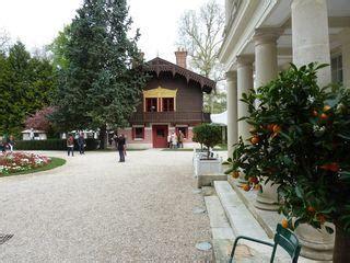 le chalet du parc lyon le chalet du parc in yerres 91 philippe detourbe resurfaces at the caillebotte museum