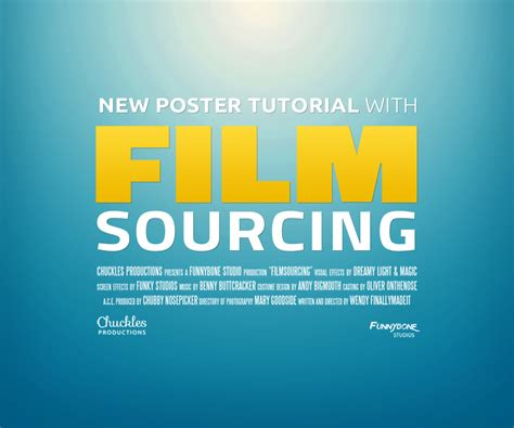 comedy template poster comedy movie poster tutorial with a free psd template
