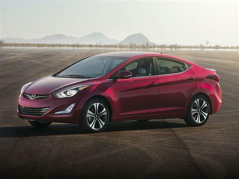 Cost Of Hyundai Elantra by 2016 Hyundai Elantra Price Photos Reviews Features