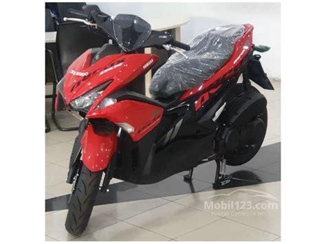 Yamaha Aerox 155vva 2019 by Jual Motor Yamaha Aerox 2019 0 2 Di Banten Automatic