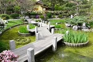 Jardin japonais images L'univers du jardin