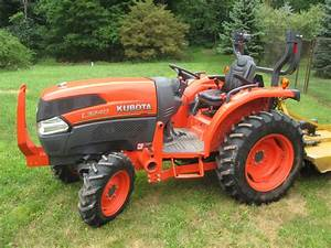 Kubota L3240 Tractor Service Manual Download