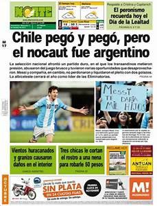 Peri U00f3dico Diario Norte  Argentina   Peri U00f3dicos De Argentina  Edici U00f3n De Mi U00e9rcoles  17 De Octubre