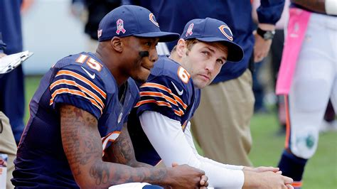 chicago bears don t question brandon marshall s motivation nfc espn