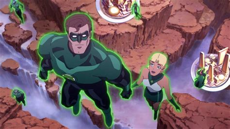 green lantern emerald knights review collider
