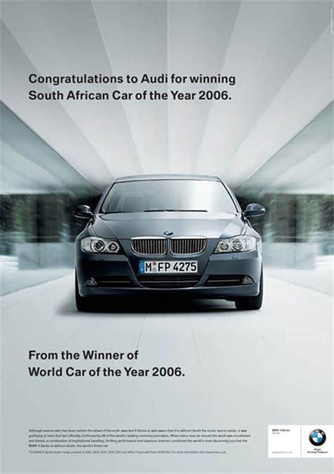 Luxury Car Ads Fight  Bmw Vs Audi Vs Subaru Vs Bentley