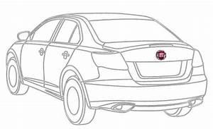 New Sedan 2012 Fiat Linea Concept Pictures