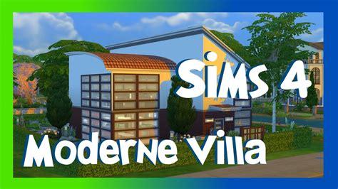 Sims 4 Moderne Häuser by Sims 4 Moderne Villa Sims 4 H 228 User
