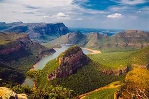 Beautiful South Africa Landscape