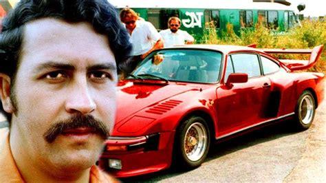 Pablo Escobar Car pablo escobar car collection 2019 porsche mercedes