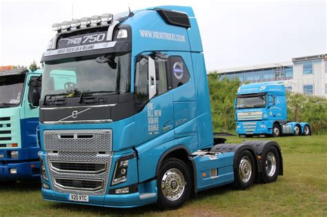 what s the new volvo commercial about https flic kr p un5dmf volvo fh16 volvo trucks v20vtc