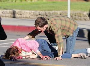 Anton Yelchin and Ashley Greene Photos Photos - 'Burying ...