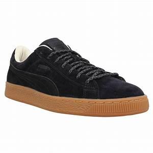 Basket Puma Noir Homme : puma basket classic winterized noir homme fanny chaussures ~ Melissatoandfro.com Idées de Décoration