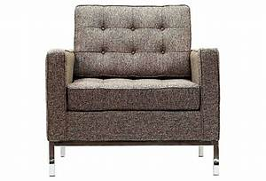 Loft, Armchair, Oatmeal, On, Onekingslane, Com