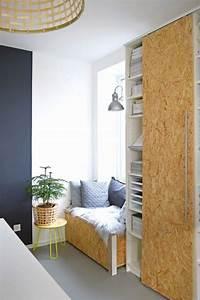 Mur En Osb : l 39 osb un mat riau tendance d co id es ~ Melissatoandfro.com Idées de Décoration