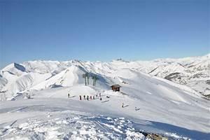 Station de ski de Val d'Allos Le Seignus Alpes de Haute Provence