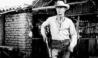 Magnificent Seven Mcqueen Steve Western Gunslinger Gifs